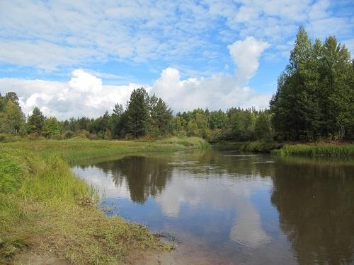 река Порыш